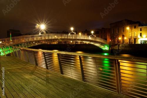 Photo  Boardwalk and Bridge