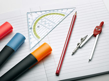 Writing Tools And Compass
