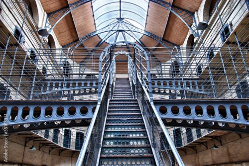 Obraz na plátne Kilmainham Gaol, Dublin, Ireland