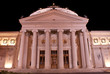 Closeup of Romanian Athenaeum