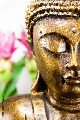 Foto op Canvas Boeddha Buddha Statue