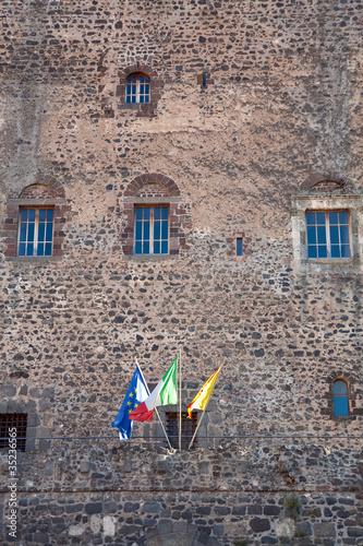 Fotografie, Obraz  Norman castle