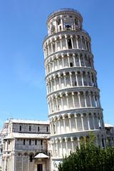 Panel Szklany Podświetlane Toskania Schiefer Turm und Dom