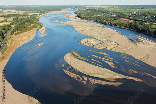 Photo Photo aérienne de Montsoreau sur Loire 49