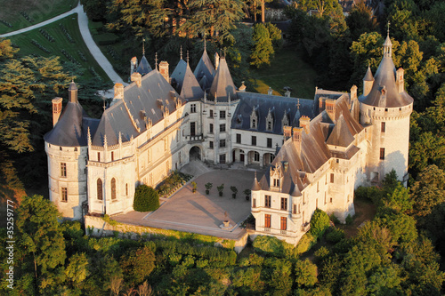 Papel de parede  Château de Chaumont