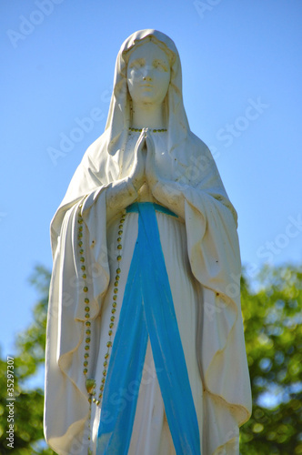 Photo  Sainte Vierge
