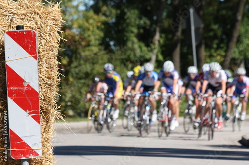 Foto op Aluminium Straßenradrennen - Cycle Race