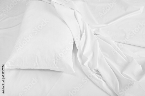Keuken foto achterwand Fractal waves bedding sheets and pillow sleep bed