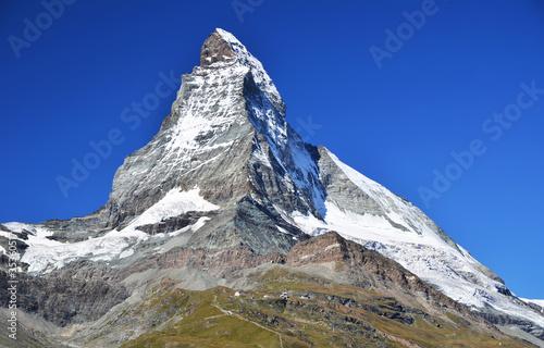 Fotografia Matterhorn mountain in Alps, Switzerland