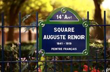 Square Auguste Renoir