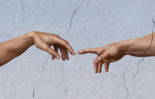 Michelangelo: Die Erschaffung ...