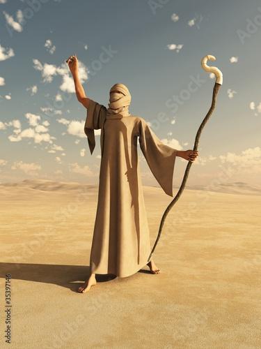 Photo Nomadic Desert Sorcerer