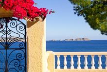 Mediterranean Fence In Cala Fo...