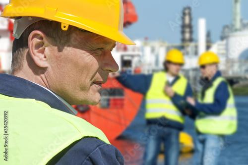 Dockers portrait