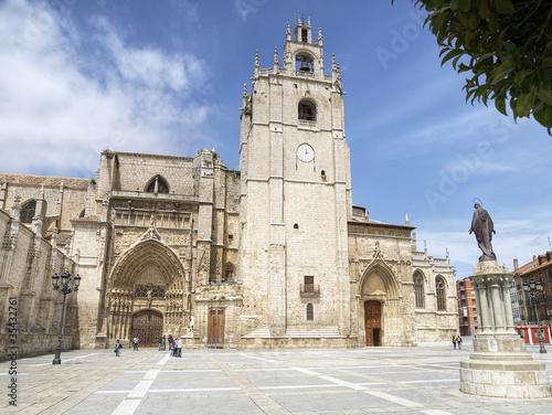 Catedral de Palencia,españa
