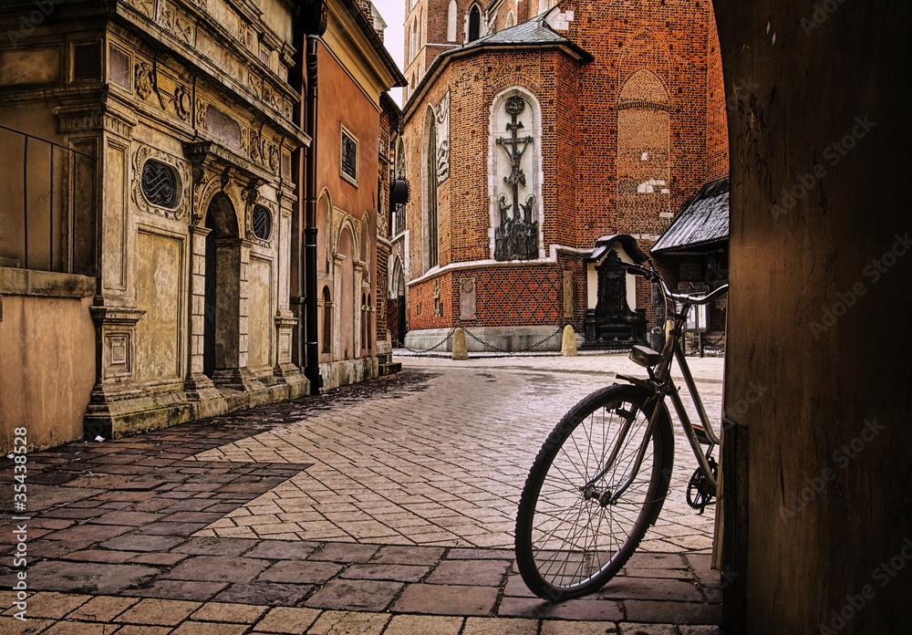 Fototapety, obrazy: Kraków - okolice Rynku