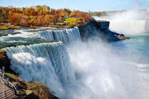 Fotobehang Canada Niagara falls