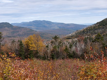 New Hampshire And Vermont In The Fall In The USA