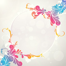 Magic Ball Colorful Pattern Banner