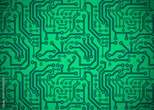 Fotografija  Circuit imprimé
