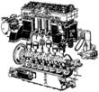 Motore d'epoca 1947