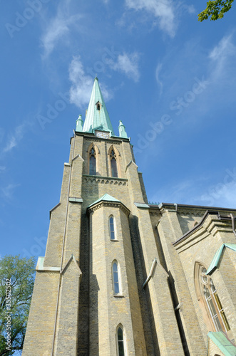 Photo Bell Tower in Goteborg (Sweden)