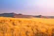 Sonnenaufgang im Namib Naukluft Park