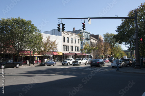 Fotografía  Saratoga Springs, New York State, USA