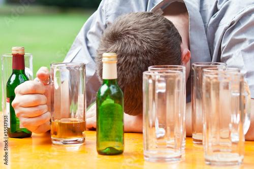 Fotografering  Alkohol