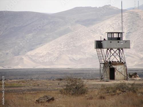Fotografija Watchtower near iranian border, eastern Turkey