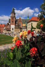 Wawel Cathedral In Krakow