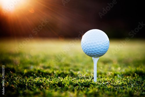 Wall Murals Golf Golf