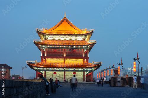 Foto op Plexiglas Xian Xian, China