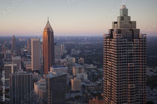 Plakat Atlanta