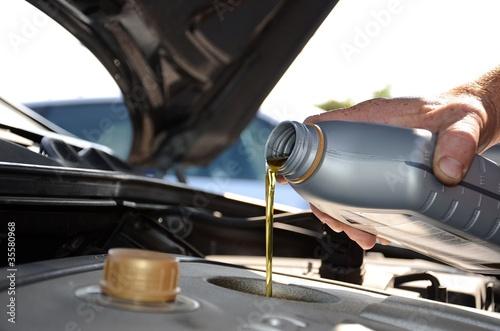 Photo  Olio motore