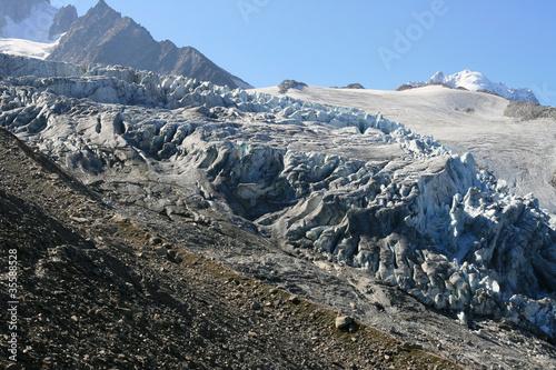 Fotografia, Obraz  Glacier du Tour