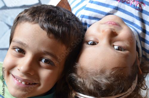 Fotografie, Obraz  bambini