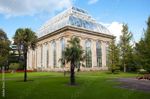 Αφίσα  Greenhouse in Royal Botanic Garden,  Edinburgh