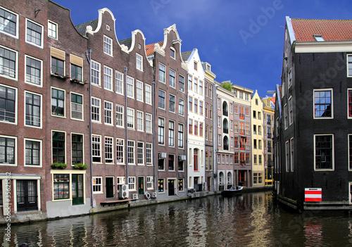 Photo  amsterdam cityscape