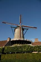 Sluis Town In Holland