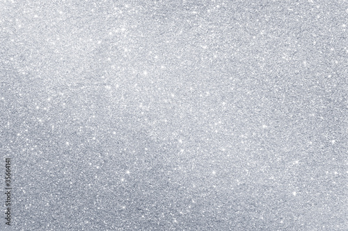 Fotografia, Obraz Abstract silver background