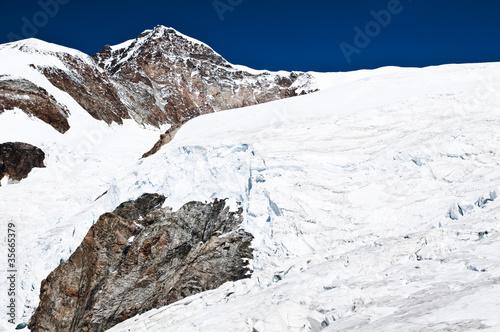 Fotografie, Obraz  Sunny days in the Alps