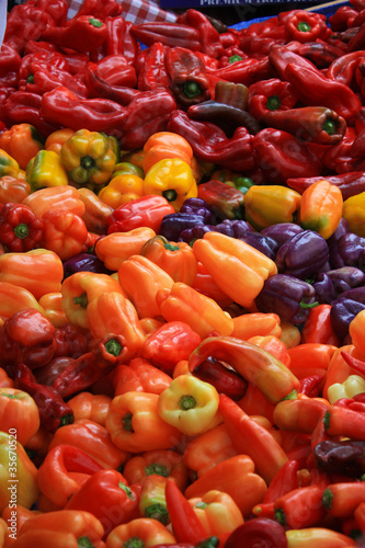 Fototapety, obrazy: bell peppers