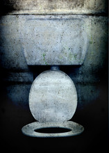 Grunge Toilet