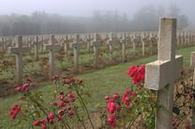 WW I Cemetery, Verdun, France