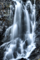 Fototapeta Wodospad Silverfallet - Waterfall in Sweden