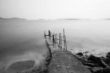 Desolate Pier