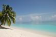 Traumstrand der Malediven