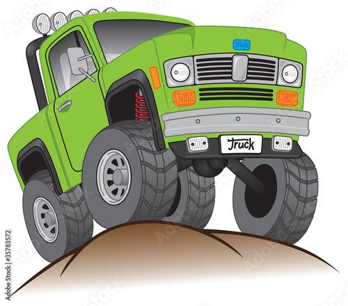 cartoon-truck