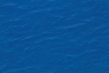 Caribbean Dark Blue Water Background